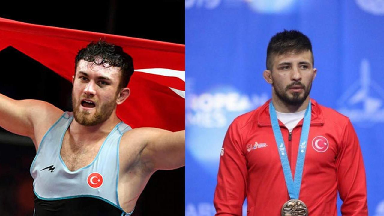 Avrupa Güreş Şampiyonası'na Türk damgası