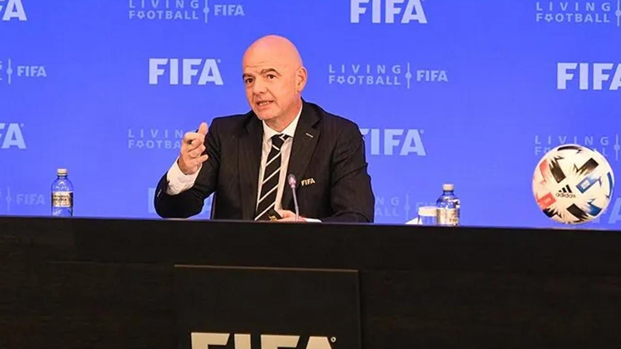 FIFA Başkanı'ndan Avrupa Süper Ligi açıklaması