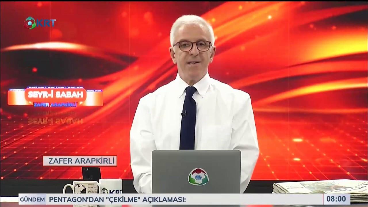 Zafer Arapkirli yayına neden çıkmadı ?