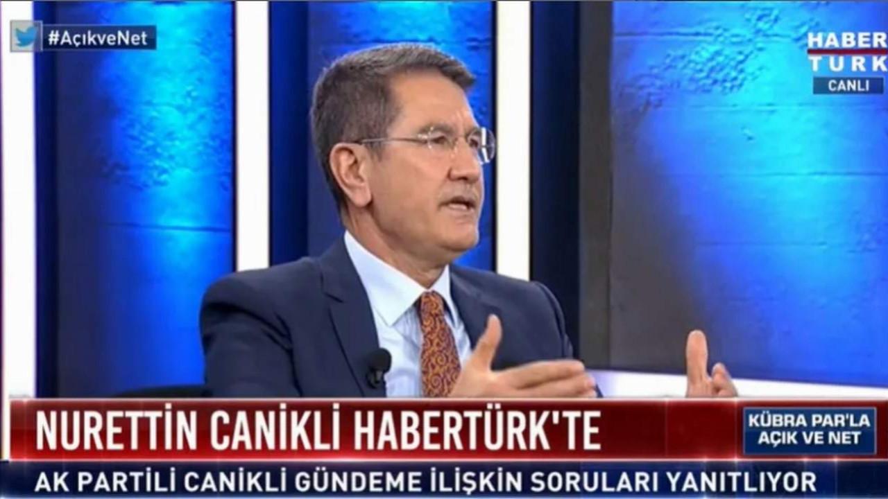 AK Partili Canikli'den de 128 milyar dolar açıklaması