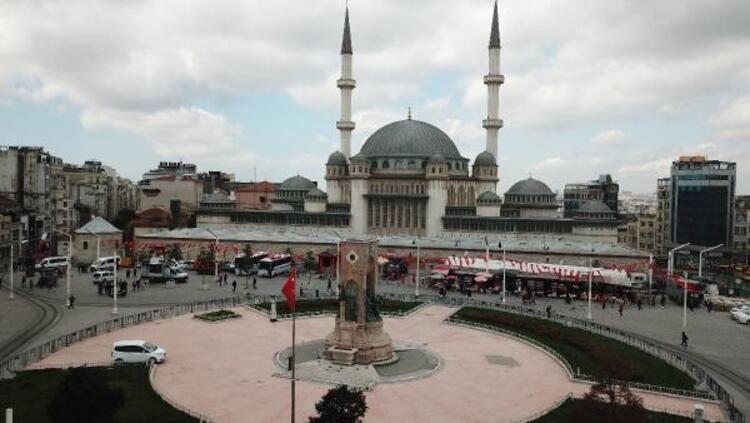 İşte Taksim Camii'nin son hali! Açılış için gün sayıyor - Resim: 3