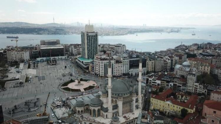 İşte Taksim Camii'nin son hali! Açılış için gün sayıyor - Resim: 4