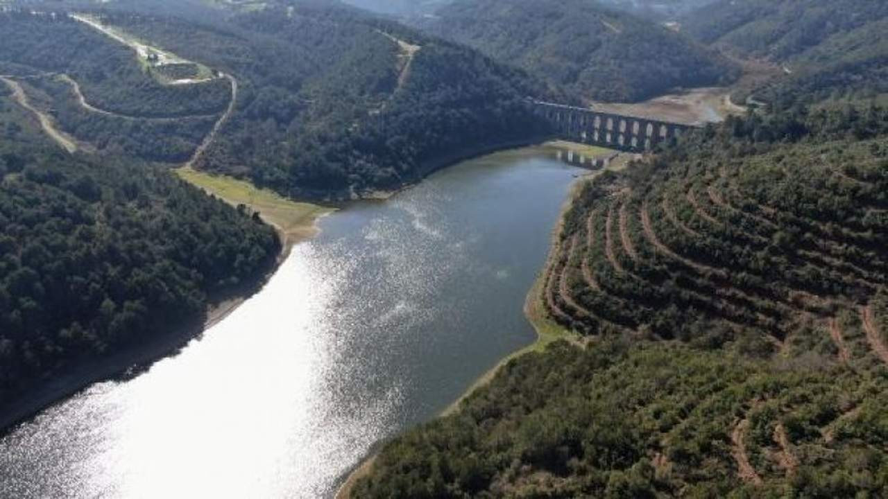 Yaz yağmurları sonrası İstanbul barajlarında son durum