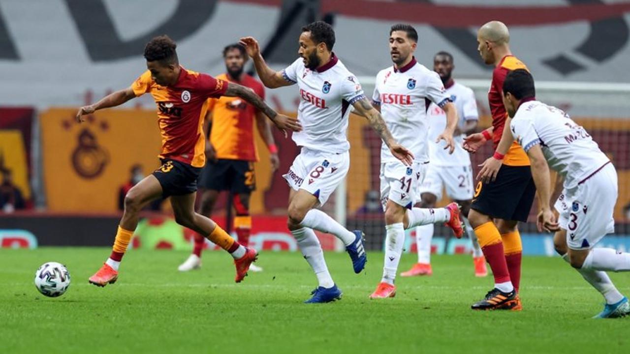 Galatasaray zirve yarışında 1 puanı zor kurtardı!