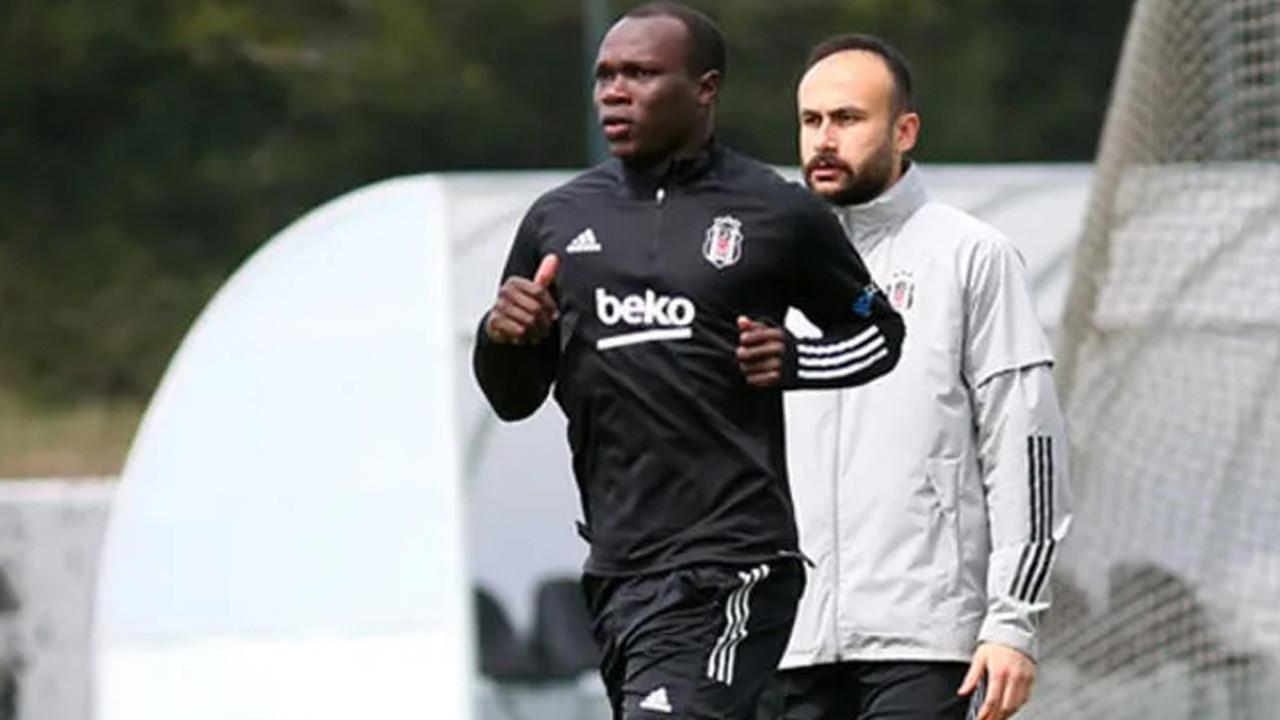 Beşiktaş'a Aboubakar şoku!
