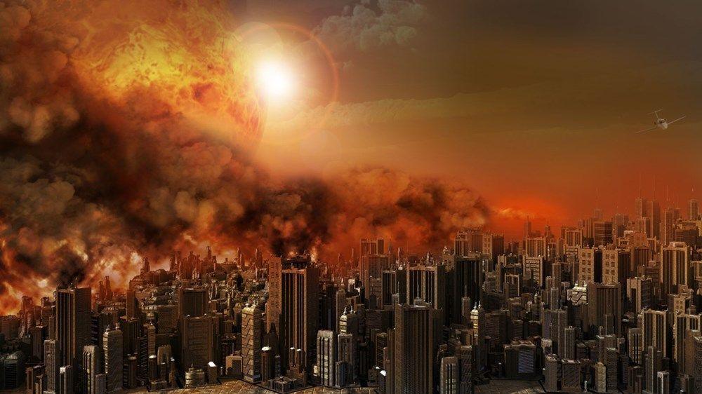 Dünya'daki yaşamı yok eden felaket yeniden kapıya dayandı - Resim: 1