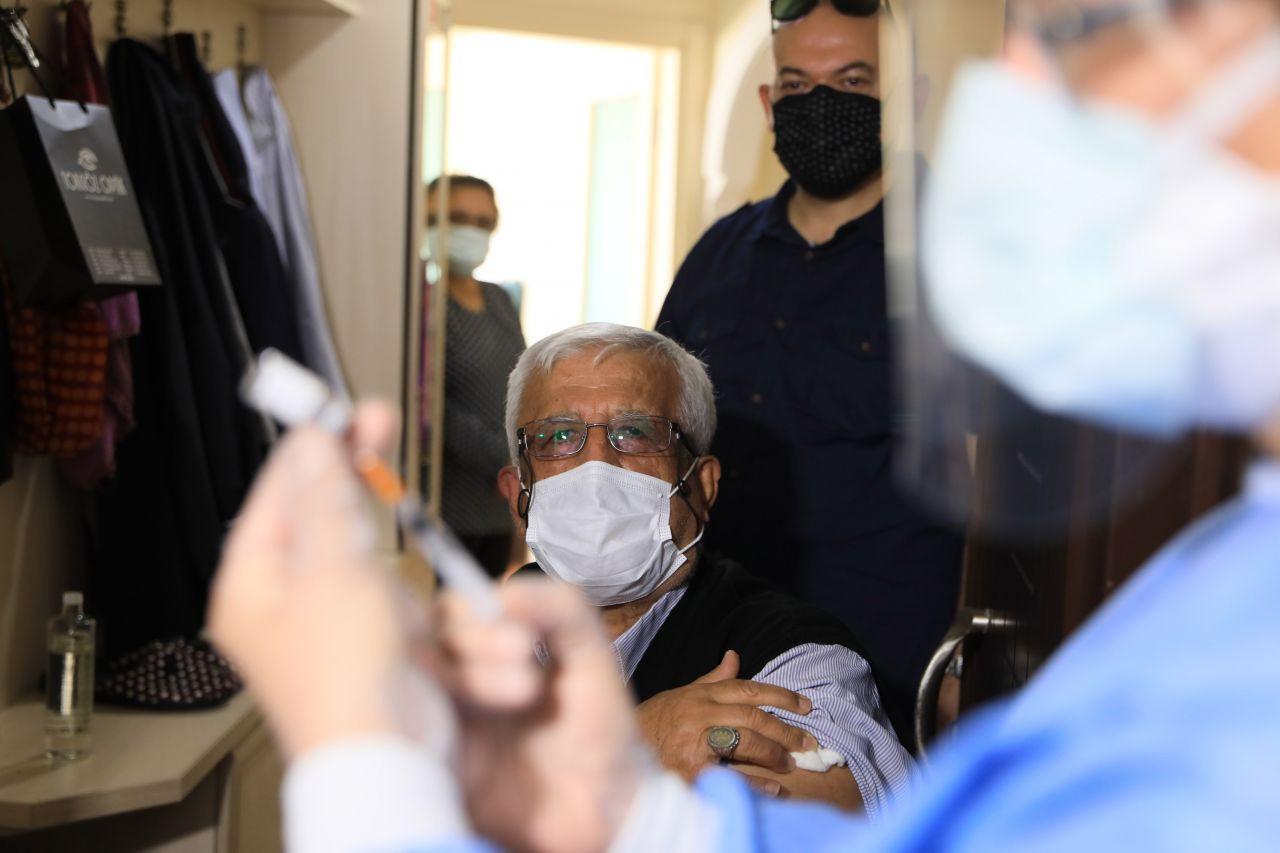 Türkiye'de ''çatkapı aşı'' dönemi başladı