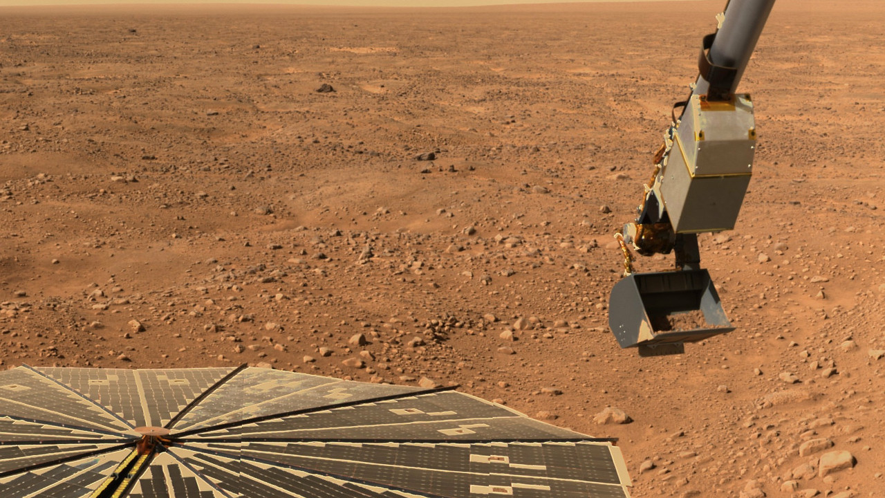 Bu adım her şeyi değiştirecek! NASA'nın Mars'ta oksijen üretti!