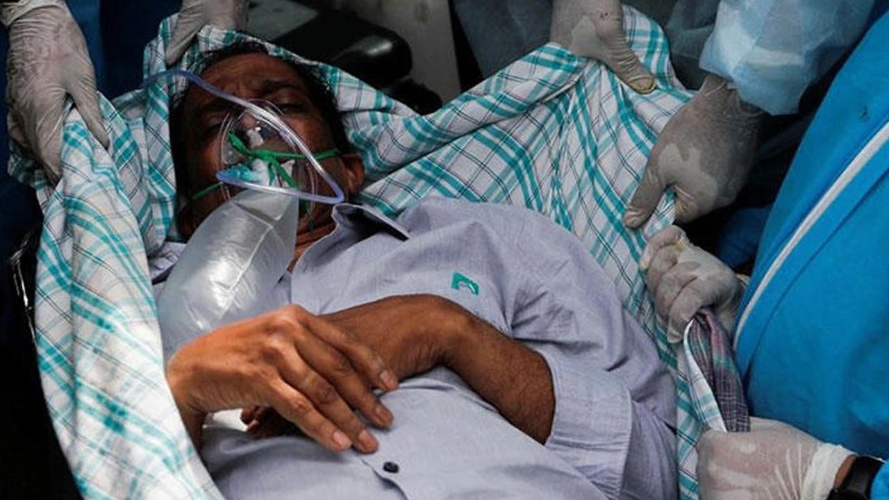 Covid-19 hastası 13 kişi feci şekilde can verdi