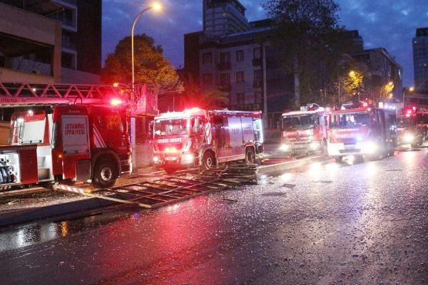 İstanbul'da patlama! Ortalık savaş alanına döndü - Resim: 1