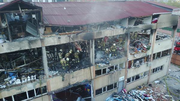İstanbul'da patlama! Ortalık savaş alanına döndü - Resim: 4