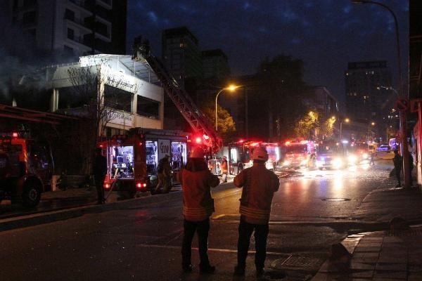 İstanbul'da patlama! Ortalık savaş alanına döndü - Resim: 3