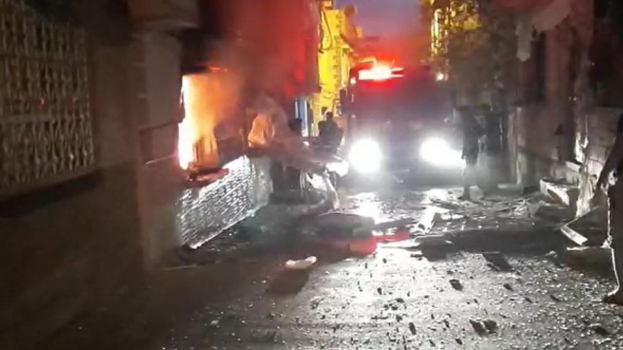 Gaziantep'te doğalgaz bomba gibi patladı!