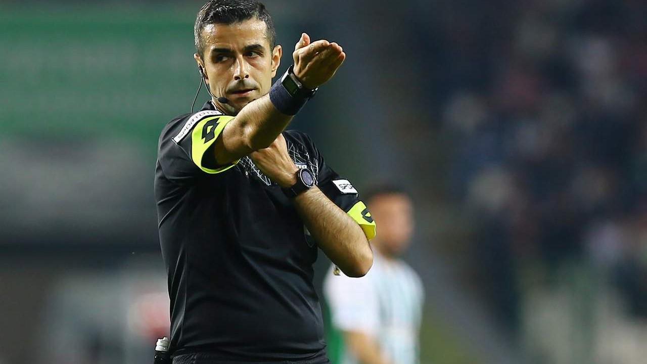 Önce Beşiktaş'a şimdi de Galatasaray'a! MHK'den flaş karar