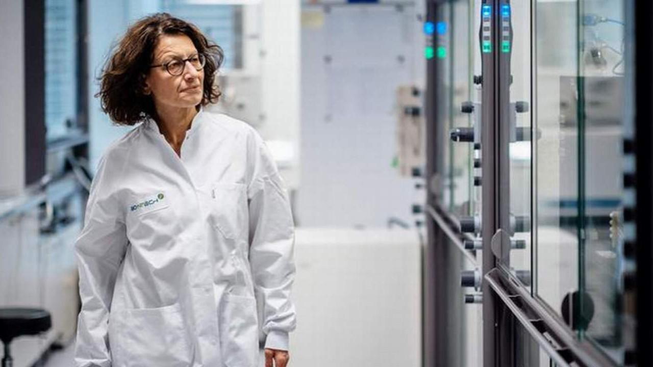 Dr. Özlem Türeci: ''Üçüncü doz aşı gerekli!''