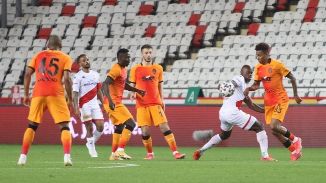 Süper Lig'te Galatasaray'ın zirve takibi sürüyor