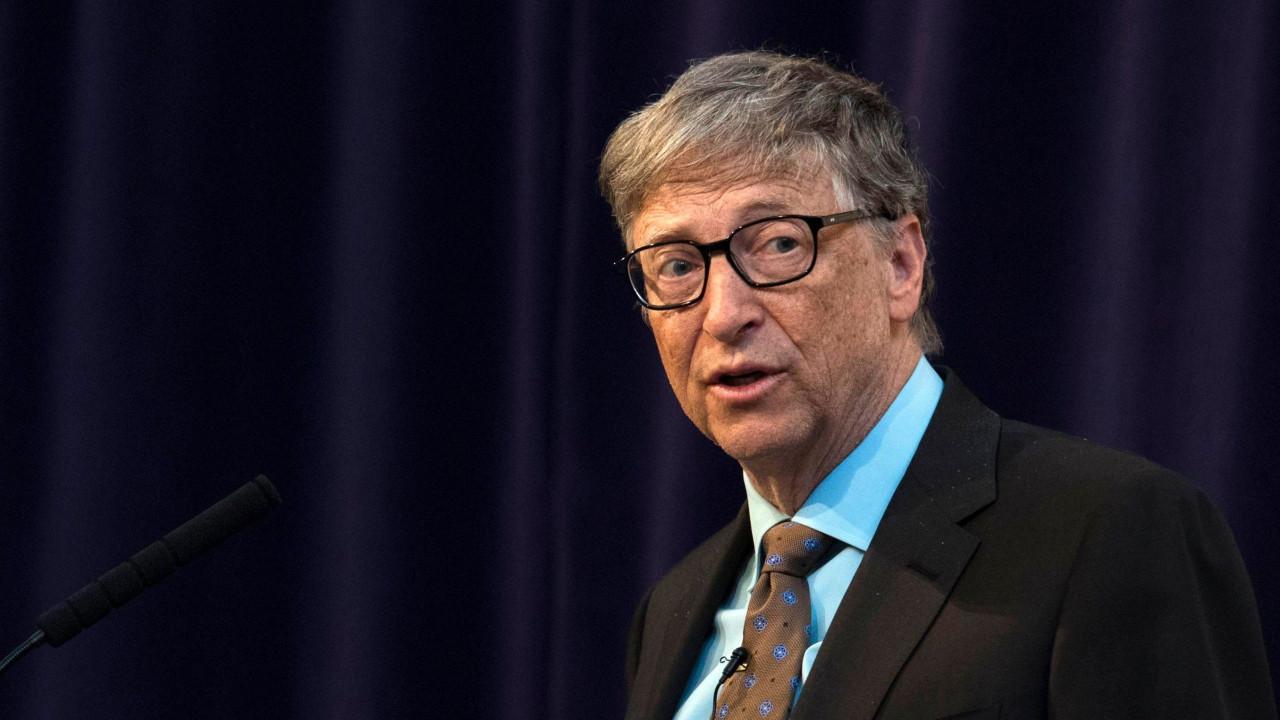 Bill Gates, dünyayı kurtaracak planı açıkladı