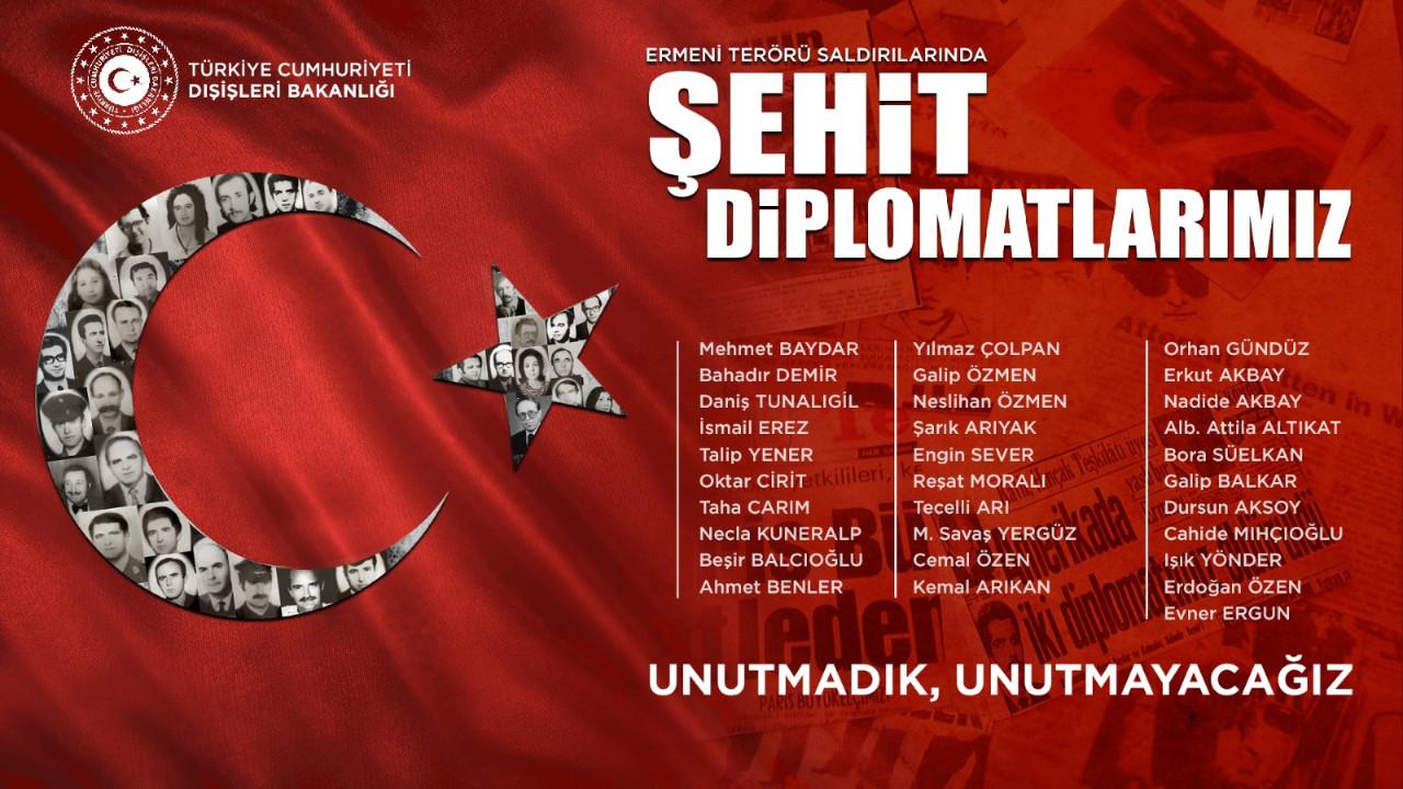 Ankara'dan ABD'ye 1915 olayları resti!