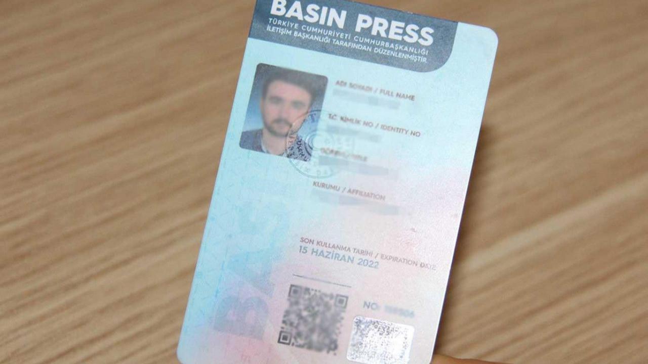 Danıştay'dan gazetecilerin beklediği 'basın kartı' kararı