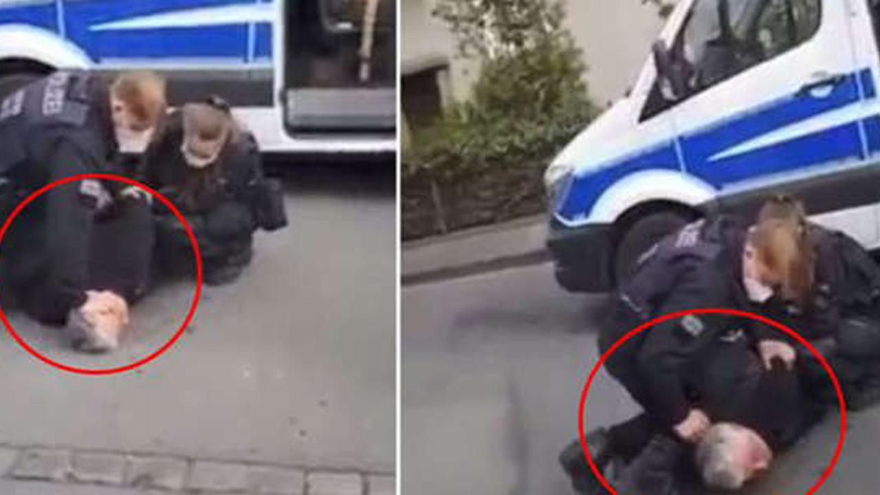 Almanya'da skandal olay! Türk iş insanına polis şiddeti