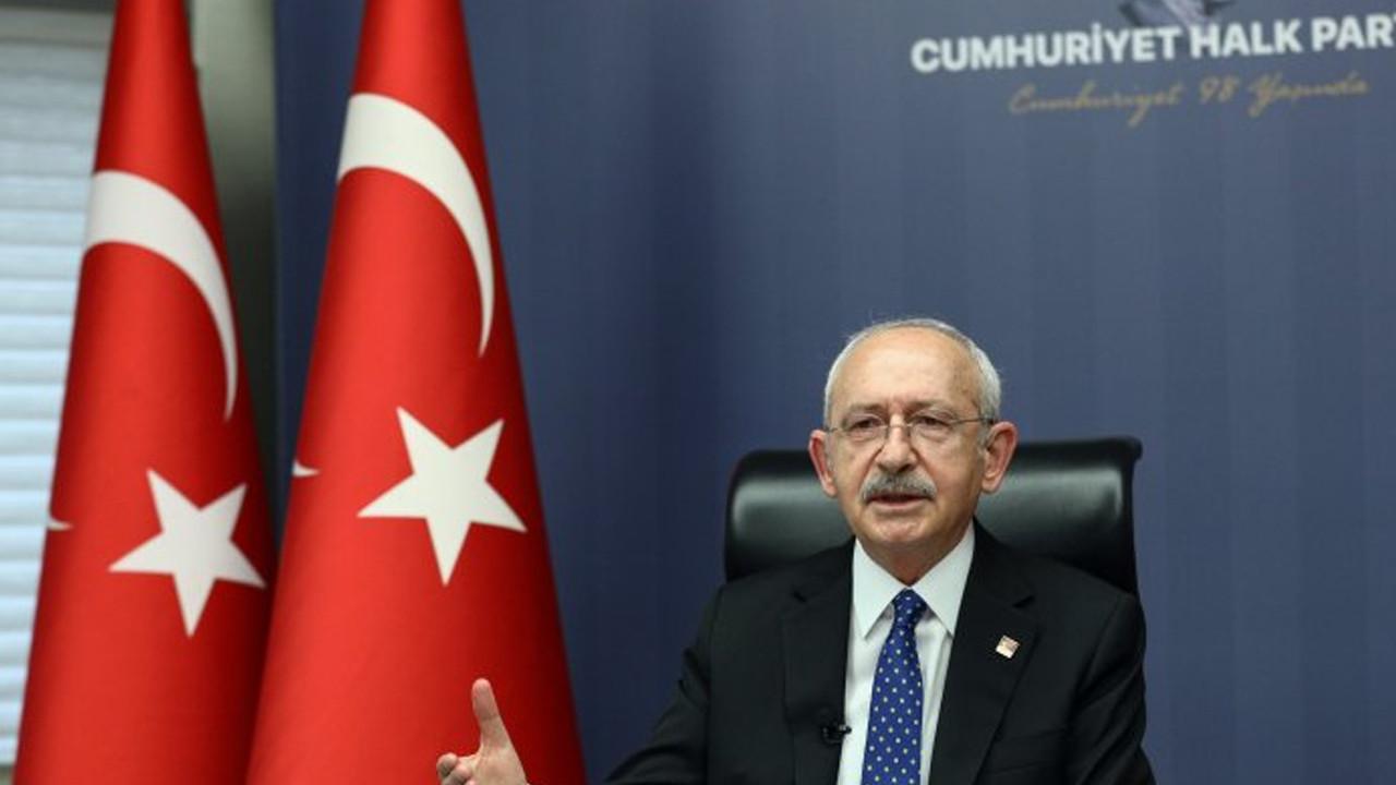 Kılıçdaroğlu, esnaf çocukları ile görüştü