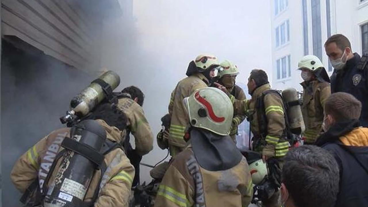 Arnavutköy'de feci yangın: Acı haberler peş peşe geldi