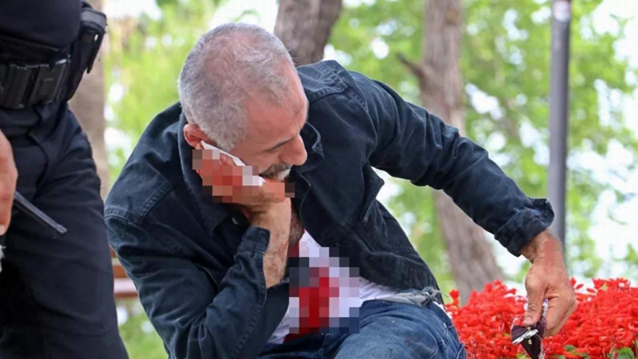 Polise üstünü aratmak istemedi; boğazını kesti!