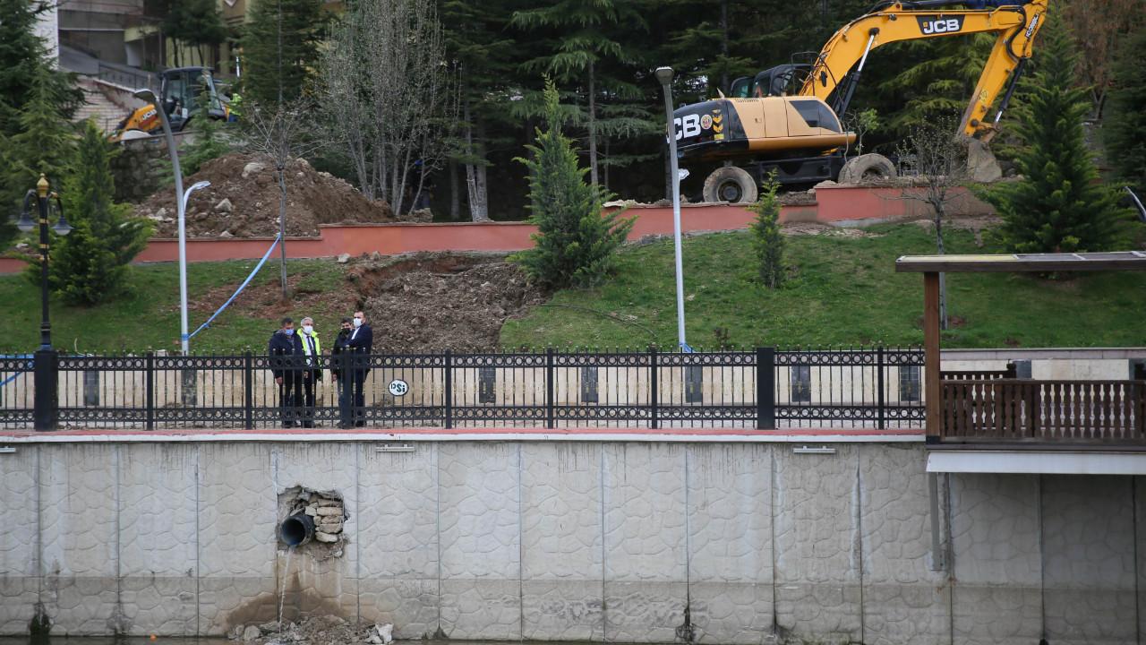 Ankara'da 10 yıllık su taşkını sorunu çözüldü