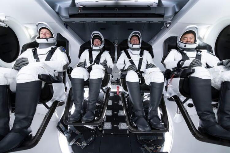 SpaceX'in uzay aracında kırmızı alarm! - Resim: 2
