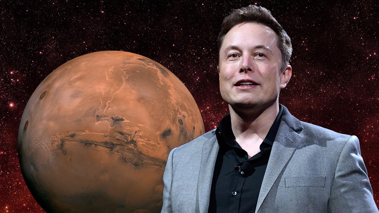 Elon Musk'tan korkutan Mars itirafı: ''Muhtemelen ölecekler''