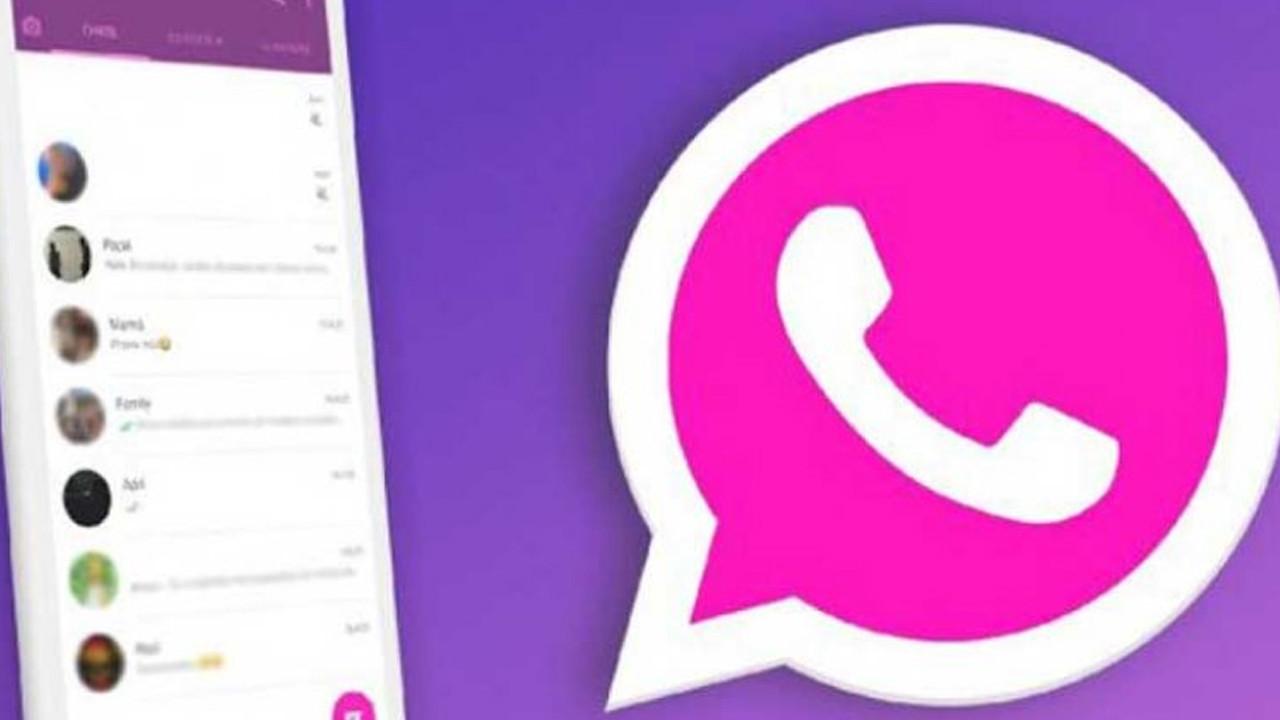 Pembe WhatsApp kullananlar dikkat! Verileriniz çalınmış olabilir