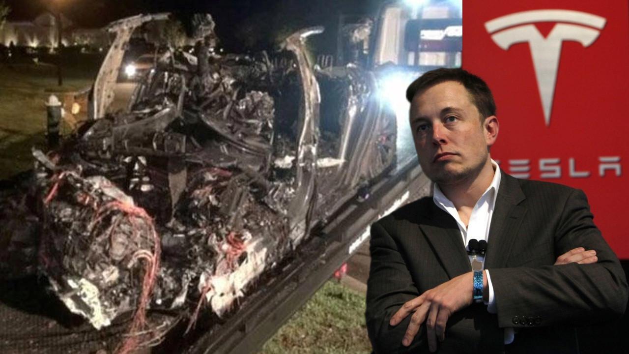 Tesla'dan ölümlü kaza sonrası yeni açıklama