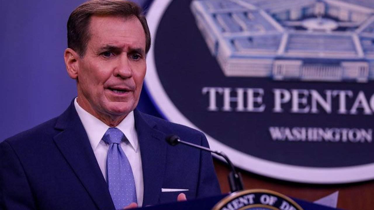 Pentagon: ''Türkiye'ye minnettarız''