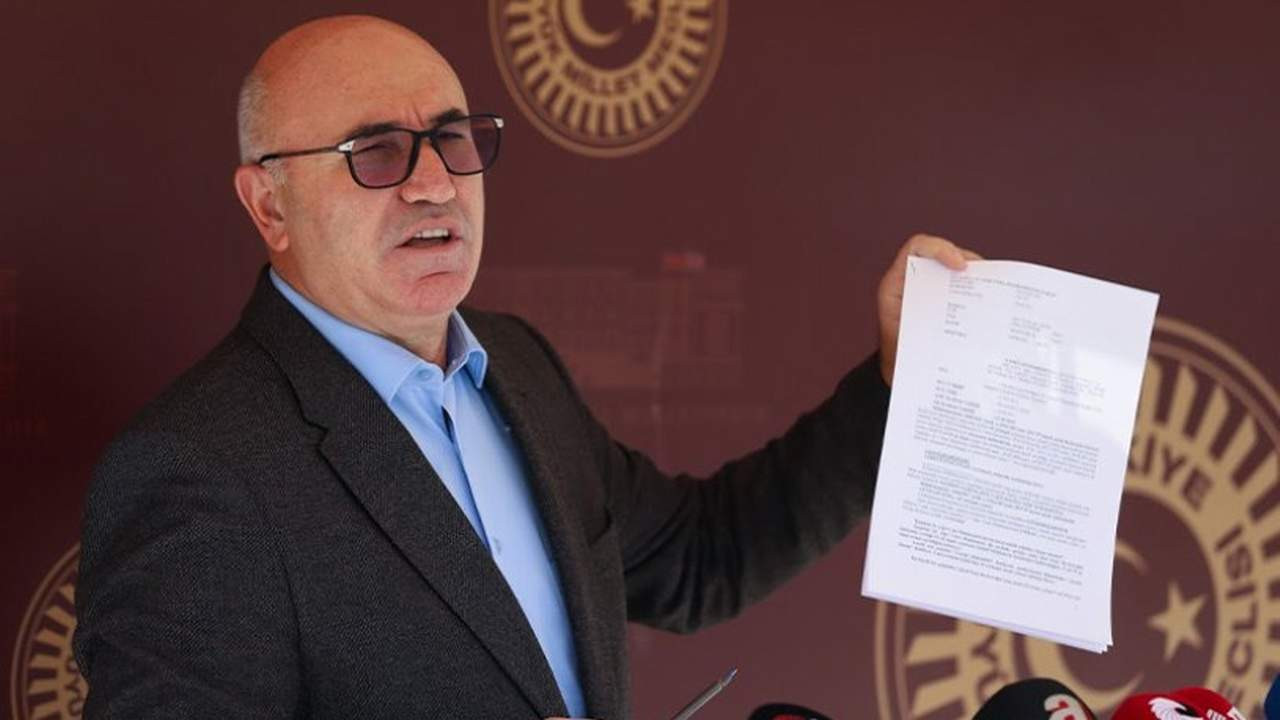 CHP'li Tanal'dan Biden hakkında suç duyurusu
