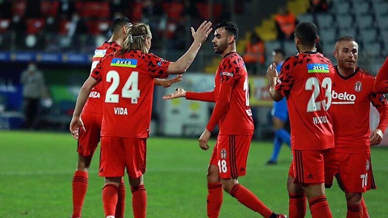 Beşiktaş şampiyonluğa yürüyor