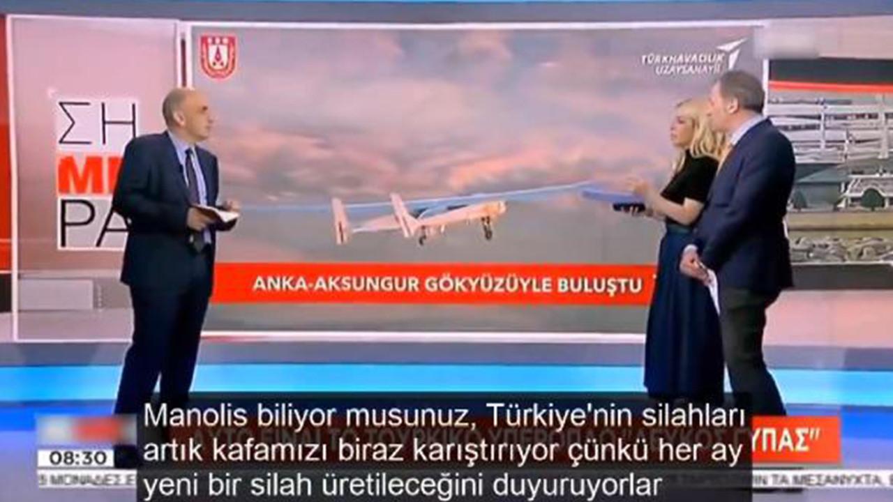 Komşuyu Türkiye korkusu sardı! ''Silahları kafamızı karıştırıyor''