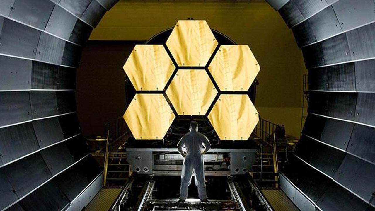 NASA'nın yeni teleskobu için geri sayım başladı