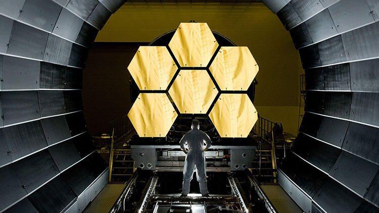 NASA'nın yeni teleskobu için geri sayım başladı - Resim: 1