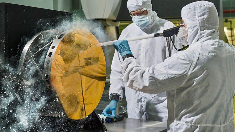 NASA'nın yeni teleskobu için geri sayım başladı - Resim: 2