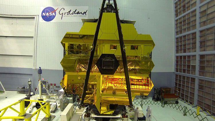 NASA'nın yeni teleskobu için geri sayım başladı - Resim: 3