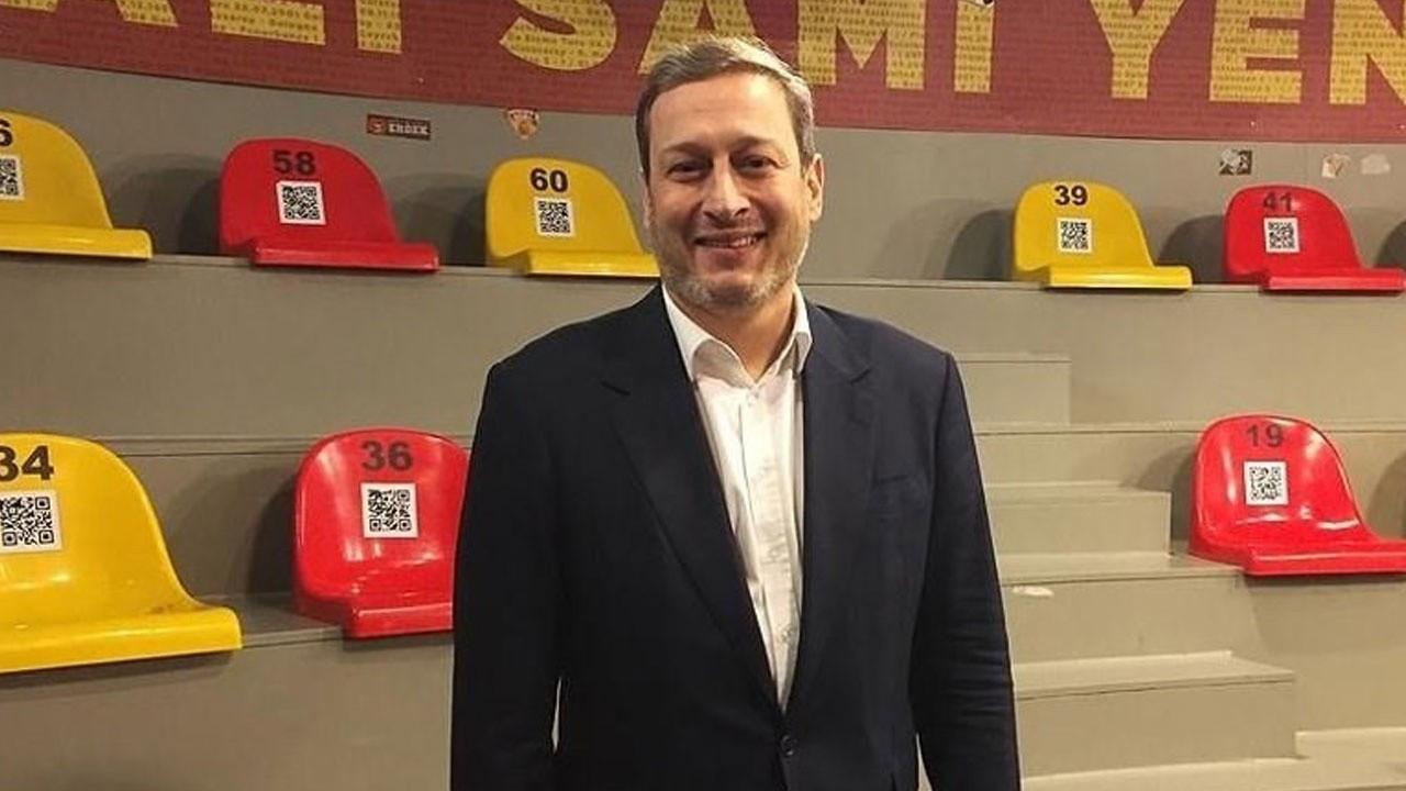 Burak Elmas resmen Galatasaray başkan adayı!