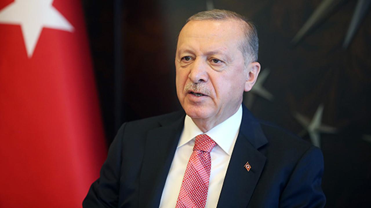 Cumhurbaşkanı Erdoğan, Türkmenistan Devlet Başkanı ile görüştü