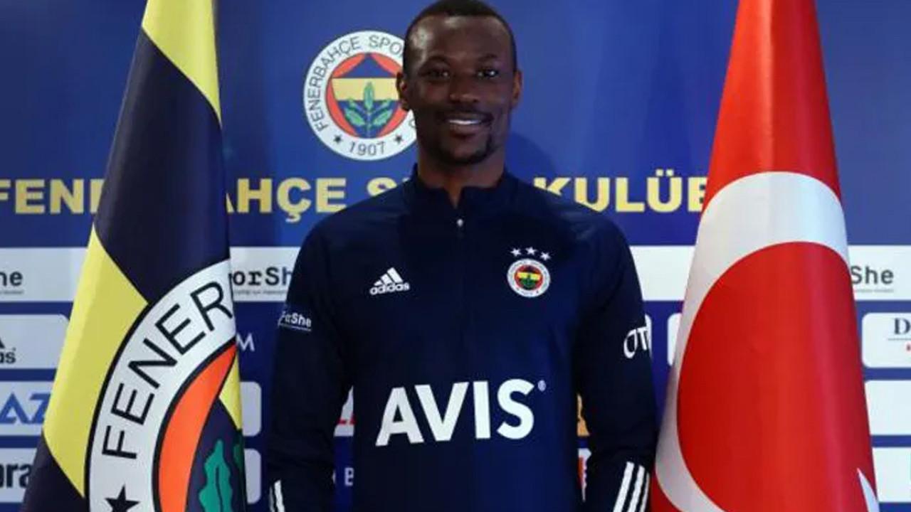 Fenerbahçe'de Mame Thiam sezon sonu ayrılıyor