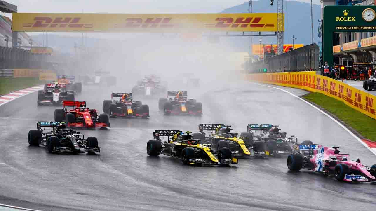 Formula 1 heyecanı yeniden Türkiye'de!