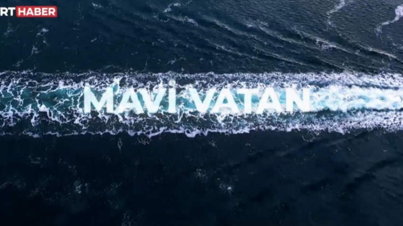 TRT'ten ''Mavi Vatan'' sansürü
