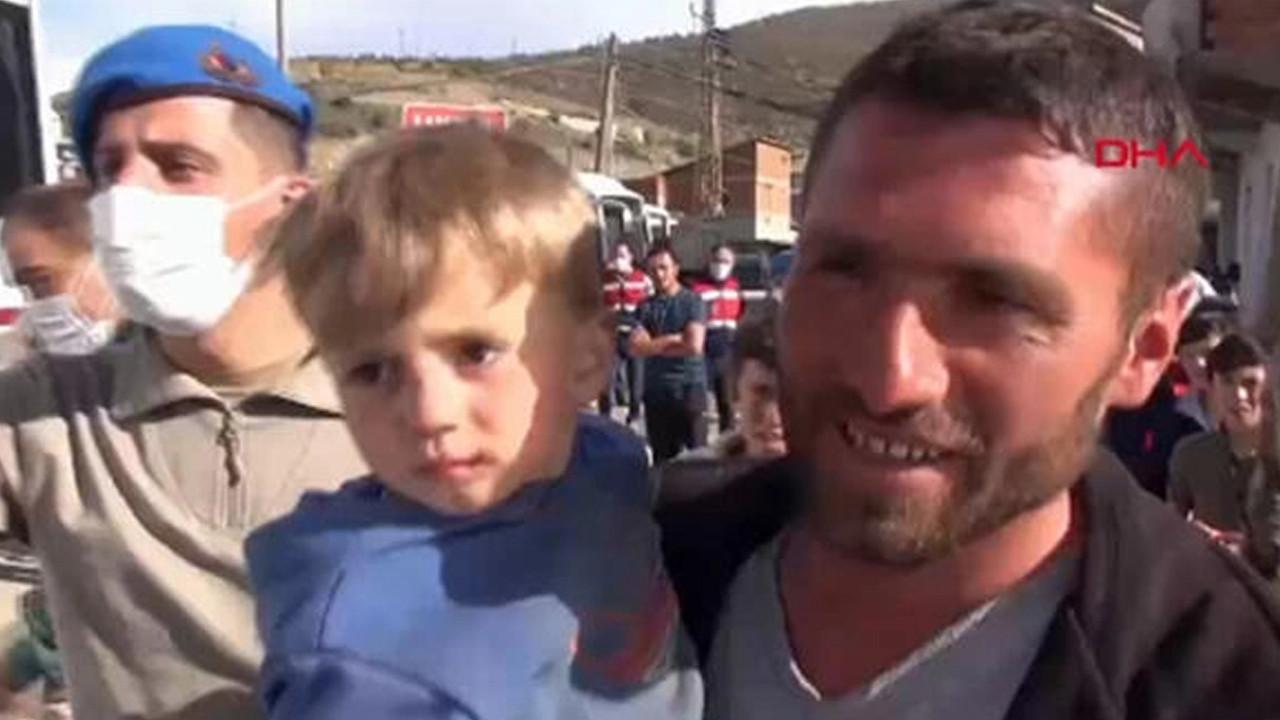 Tokat'ta kaybolan 2 yaşındaki çocuk bulundu