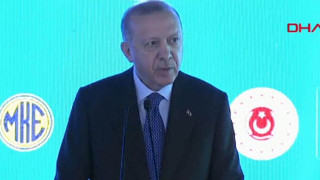Erdoğan açıkladı! İşten çıkarma yasağı uzatıldı