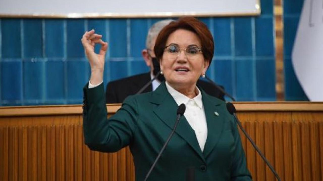 Meral Akşener'den AK Parti'ye: Ne takva kaldı ne ahlak...