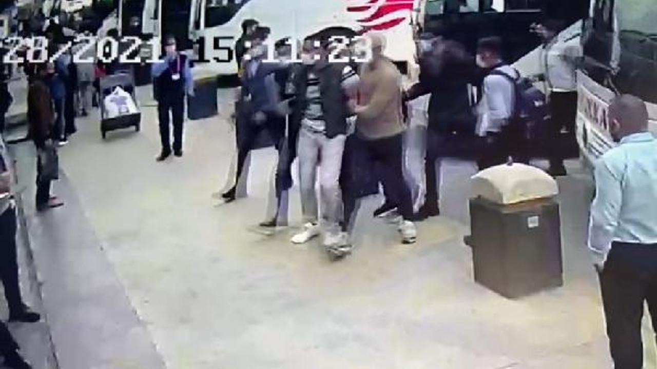 Otogar bombacısının yeni görüntüleri ortaya çıktı