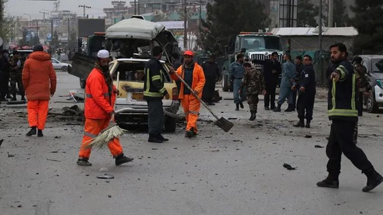 Afganistan'da bombalı saldırı: Çok sayıda ölü ve yaralı var